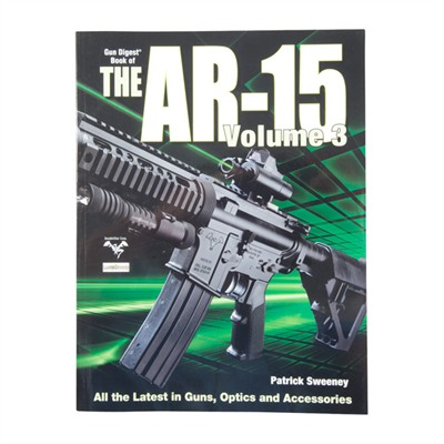 Book Of The Ar-15-Volume 3 Gun Digest.