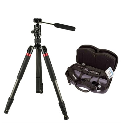 Ts-82 X-Treme Hi-Def Spotting Scope Kit With Carbon Fiber Tripod Nightforce.