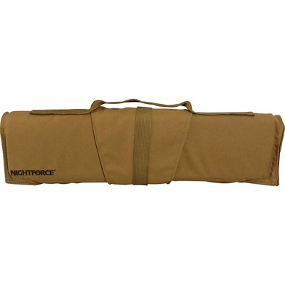 "Padded Scope Cover 19"" Nightforce."