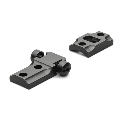 Ruger American 2-Piece Std Bases Leupold.
