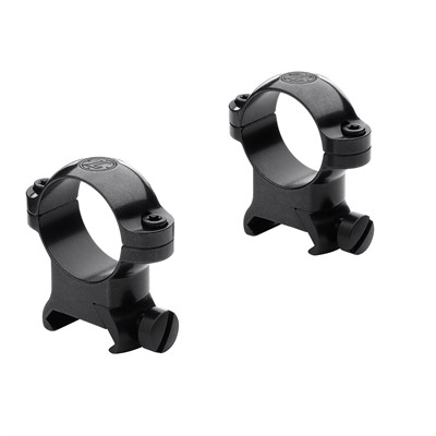 "Cross-Slot 1"" Medium Rings Leupold."