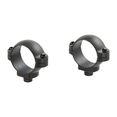 Quick Release Mounting System Rings Leupold.