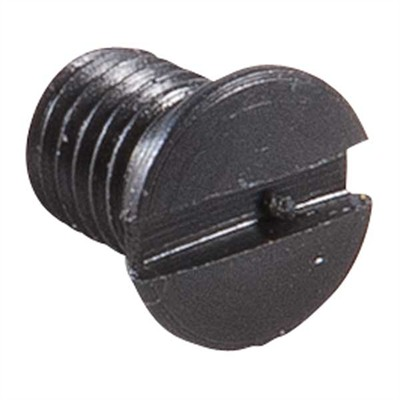 "Rifle  Front Sight Base Screw .225""  Black Marlin."