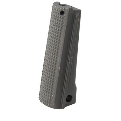 20 LPI checkering greatly improves the grip and helps keep the pistol steady in the hand for improved recoil control. First choice ...