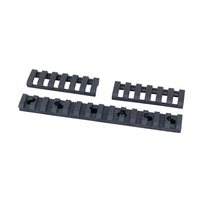 Ar-15 Picatinny Direct Thread Universal Rail Polymer Ergo Grips.