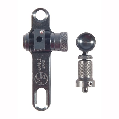 Browning 1885 Improved Peep Low Height Post Marble Arms.