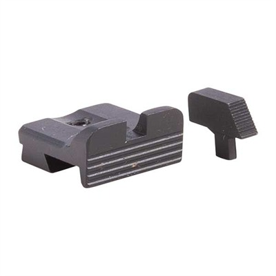 1911 Fixed Black Sight Sets Mgw.
