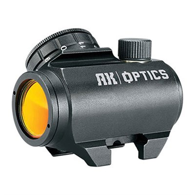 Ak 1x25mm Red Dot Sight Bushnell.