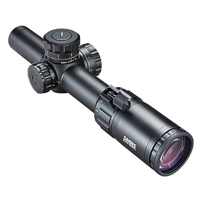 Elite Tactical Smrs 1-6.5x24mm Illuminated Btr-2 Reticle Scope Bushnell.