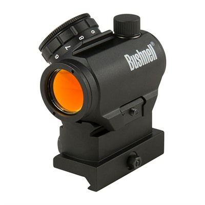 Trs-25 Red Dot Sight W/hi-Rise Mount Bushnell.