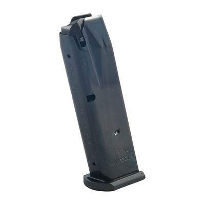 Made from certified, carbon steel; TIG welded and finished without seams, then heat treated for durability.These are the same magazines that are ...