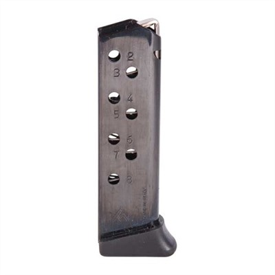 Made from certified, carbon steel; TIG welded and finished without seams, then heat treated for durability. These are the same magazines that ...