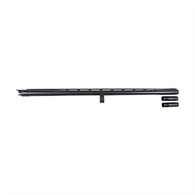 "Barrel, 28"", Vent Rib Non-Ported, Blue Mossberg."