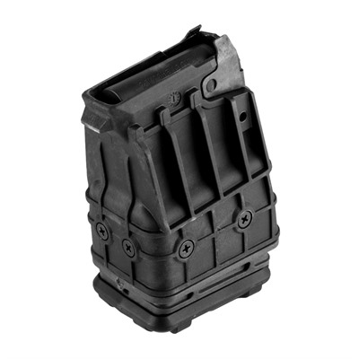 Genuine factory magazine for Mossberg 590M shotgun. Available in 5, 10, 15, and 20 rounds in 12 gauge only.