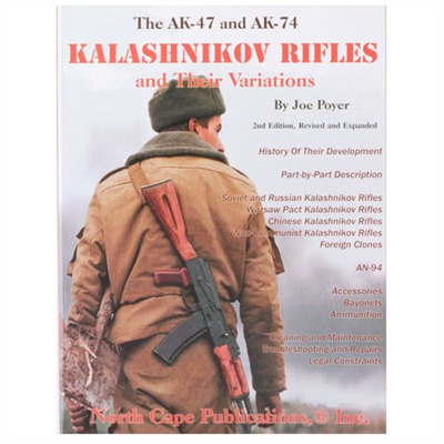Ak-47 And Ak-74 Kalashnikov Rifles North Cape Publications.
