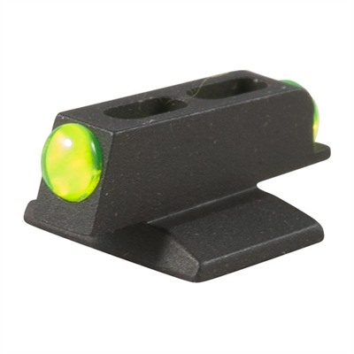 1911 Mega Dot Fiber Optic Front Sights Novak.
