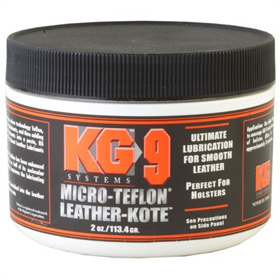 Leather-Kote Kg Products.