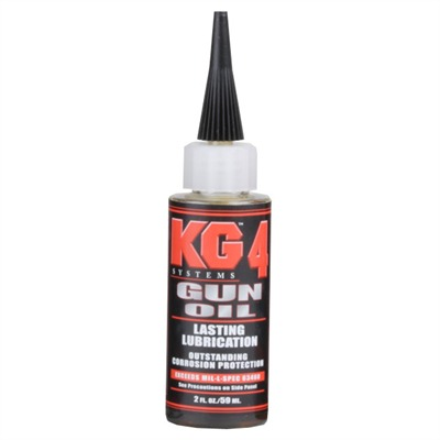 Kg4 Gun Oil by Kg Products