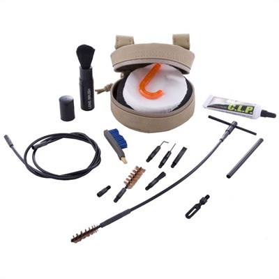Click here to buy Sniper Rifle Cleaning Kit by Otis.