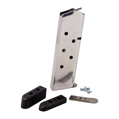 Kimpro Tac Mag 45 Acp Full Size Ss 7 Round 1911