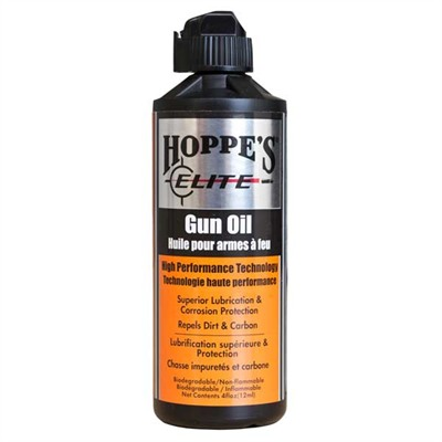 Elite Gun Oil by Hoppes
