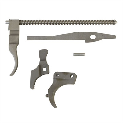Ruger® 10/22® Grand Master Titanium Action Kit Power Custom.