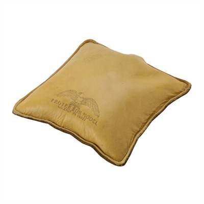 Gorgeous, handmade, smooth leather bench bags that allow rifle to slide freely during recoil. Made from 3-3½ oz., top grain cowhide, finished in ...