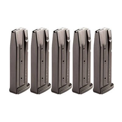 Five and ten pack magazines for the Sig Sauer P320/P250 handgun. 17-round magazine for the SIG SAUER P320 and P250 pistols ...