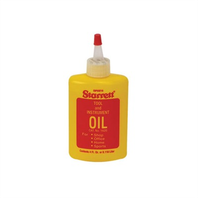 Tool And Instrument Oil Starrett.
