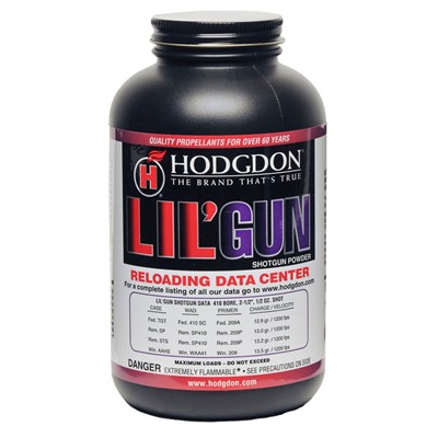 Hodgdon Lil&039; Gun Powder Hodgdon Powder Co., Inc..
