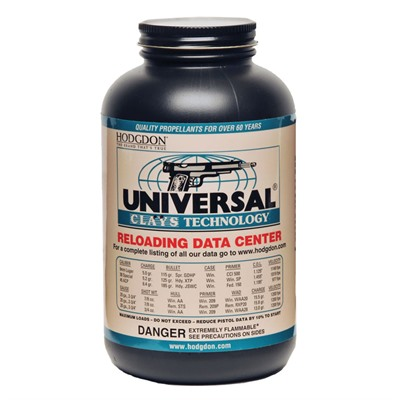 Hodgdon Universal Clays Powder Hodgdon Powder Co., Inc..