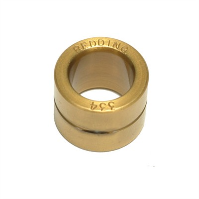 Heat treated steel bushings as above, but with the addition of a Titanium Nitride coating to further increase the effective surface hardness ...