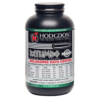 Hodgdon Retumbo Powder Hodgdon Powder Co., Inc..