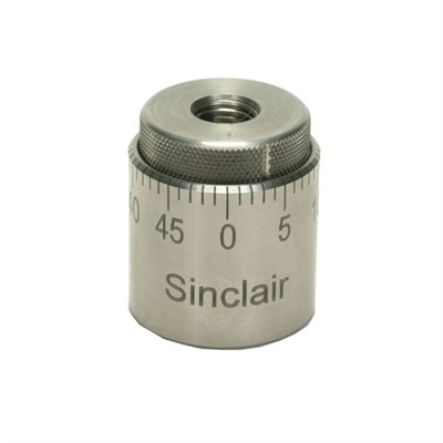 Sinclair/L. E. Wilson Micrometer Seater Top by Sinclair International