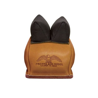 These rabbit ear style rear bags are constructed of heavy leather with a thick double layer of leather on the bottom for extra ...