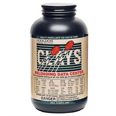 Hodgdon Clays Powder Hodgdon Powder Co., Inc..