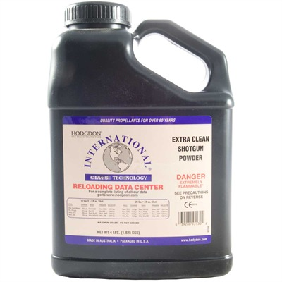 Hodgdon International Clays Powder Hodgdon Powder Co., Inc..