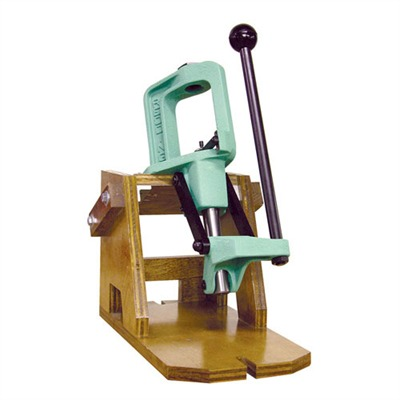 The Sinclair wooden reloading press stand is designed to hold 7/8 inch to fourteen reloading presses for field/range use or for home use ...