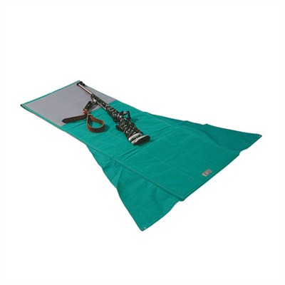 The Champion Deluxe roll up shooting mat has the features found in the standard mat with the addition of a vinyl waterproof bottom ...