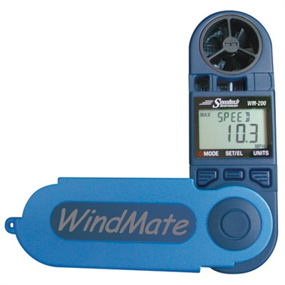 Windmate 200 Windmeter Speedtech Instruments.