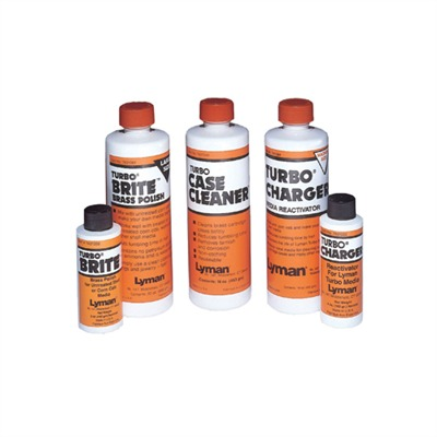 Turbo Brite Brass Polish 20 Oz. Lyman.