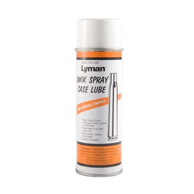 Qwik Spray Case Lube Lyman.