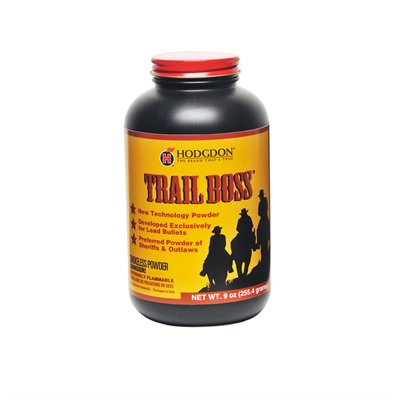 Imr Trail Boss Powder Hodgdon Powder Co., Inc..