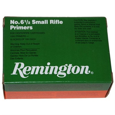 Rifle Primers Remington.