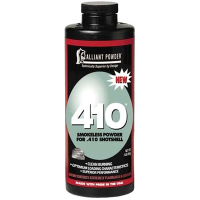 410 Shotshell Powder Alliant Powder.