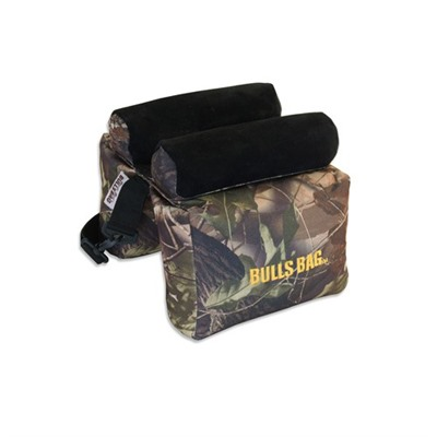 "Combines higher elevation with easy portability, and features Bulls Bags' ""butterfly"" hinge action that grips the rifle securely for less muzzle jump. ..."