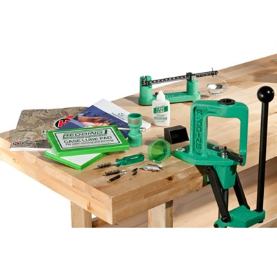 Big Boss Pro Pak With Bench Reloading Kit Redding.