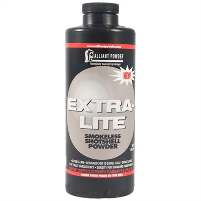 Extra Lite Powder Alliant Powder.