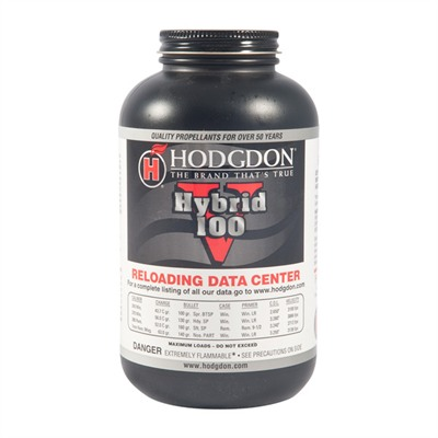 Hybrid 100v Smokeless Powder Hodgdon Powder Co., Inc..