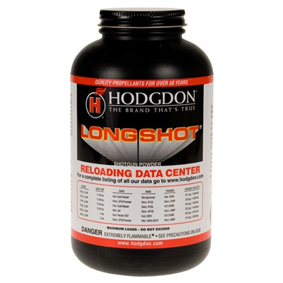 Longshot Smokeless Powder Hodgdon Powder Co., Inc..